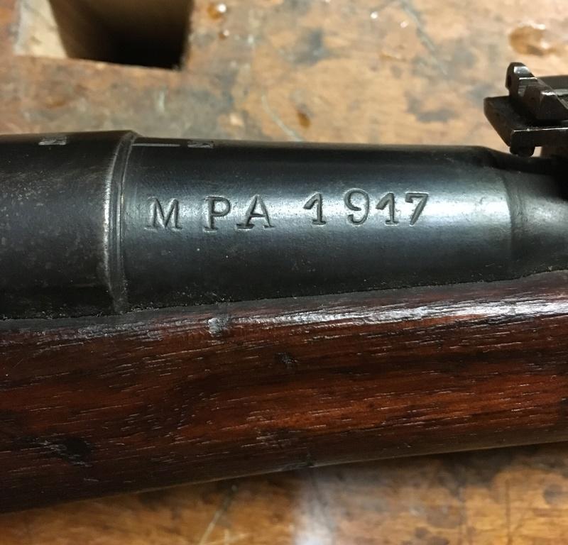 Berthiers M1905-17 et M16 Bonheur et Deception Img_e814
