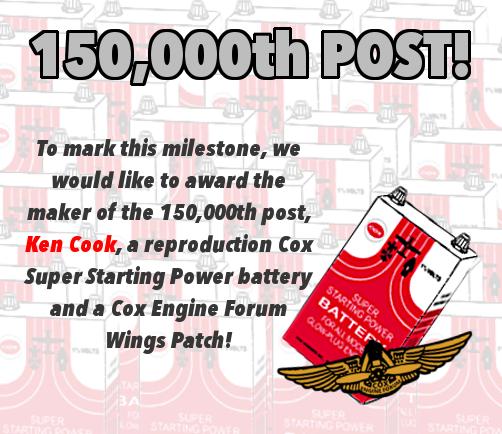 150,000 Posts! 15000011