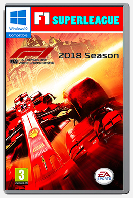 F1 Challenge 2018 MOD SuperLeague V1.1 Download Caratu10