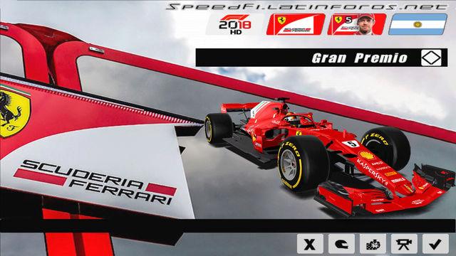 F1 2018 Mods 2019