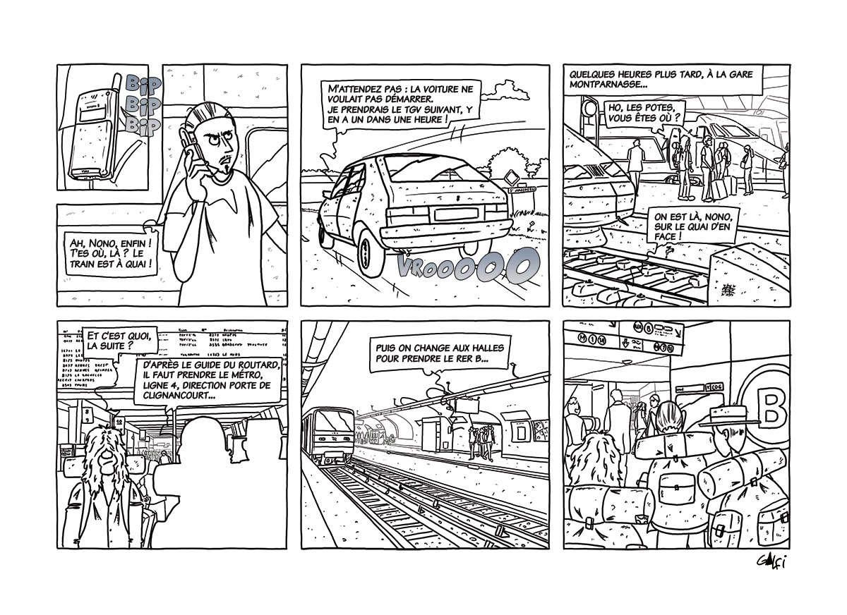 [Projet BD] 3 semaines au Far-West - Page 2 0512
