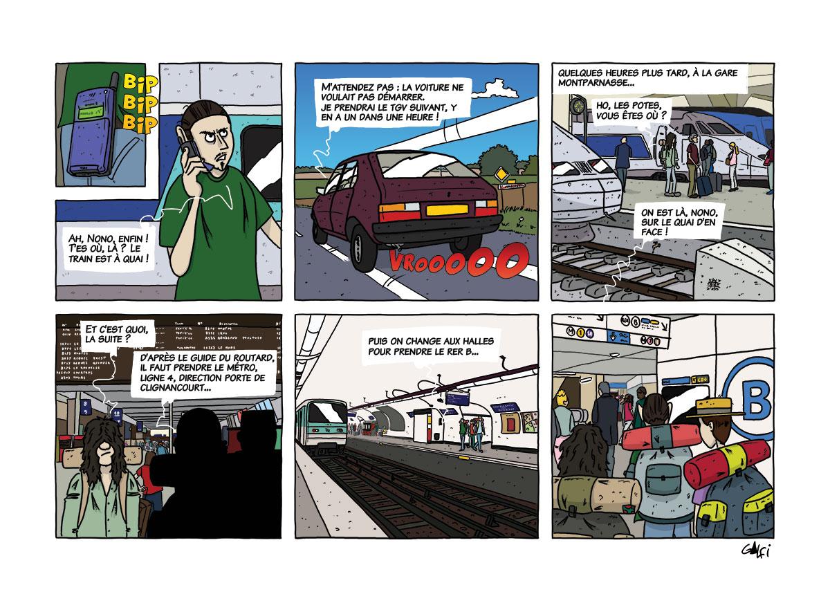[Projet BD] 3 semaines au Far-West - Page 2 0514