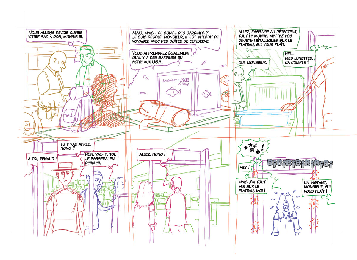 [Projet BD] 3 semaines au Far-West - Page 2 0710