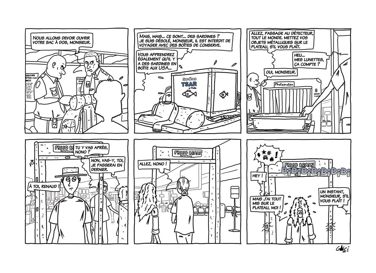 [Projet BD] 3 semaines au Far-West - Page 2 0712