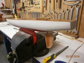 Restauration d'un voilier espagnol. P2023310