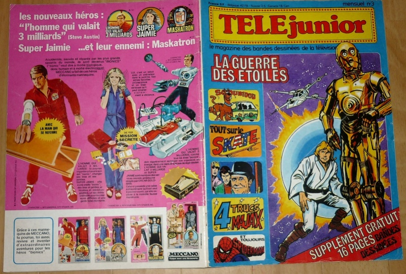 The Six Million Dollar Man /The Bionic Woman Kenner 1975-1978. - Page 3 P1720011