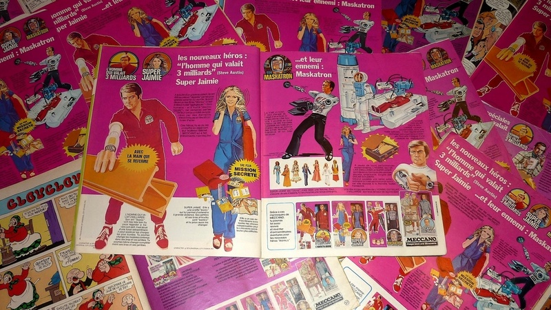 The Six Million Dollar Man /The Bionic Woman Kenner 1975-1978. - Page 3 P1720012