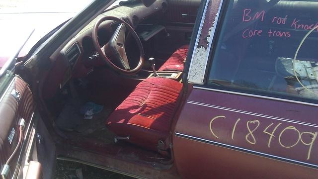 Unusual '74 Cutlass Salon 74cutl10