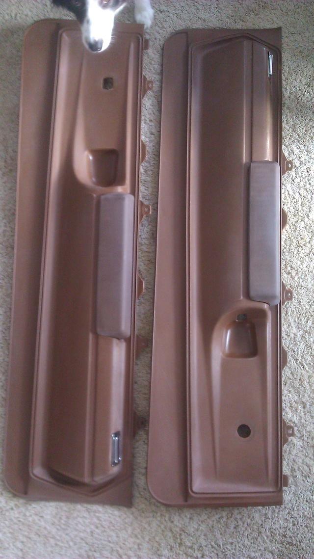 For Sale-Interior Plastic Trim  Darksa15