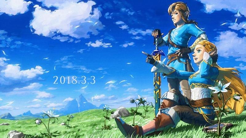 Zelda Breath of the Wild déjà 1 an ! OST Zelda BOTW complet dispo ! 28660411
