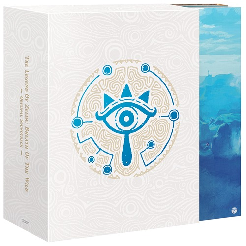 Zelda Breath of the Wild déjà 1 an ! OST Zelda BOTW complet dispo ! Breath15