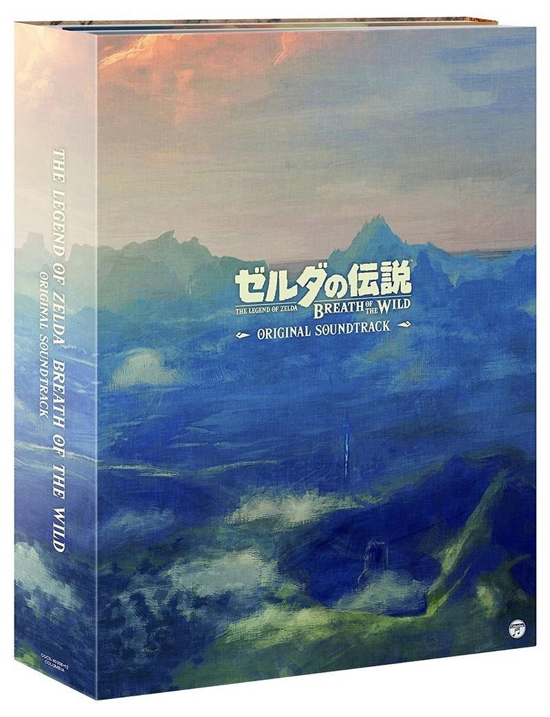 Zelda Breath of the Wild déjà 1 an ! OST Zelda BOTW complet dispo ! Breath16