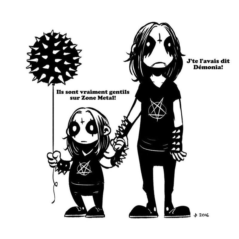 Vos dessins (créations) humoristiques sur ZONE METAL ... Ballon10