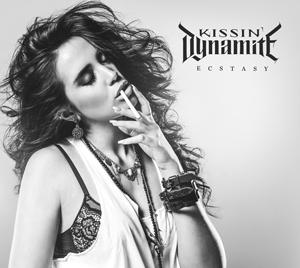 "KISSIN' DYNAMITE  ""Ecstasy""  (JUIL 2018) Kissin10"
