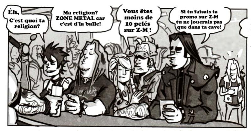 Vos dessins (créations) humoristiques sur ZONE METAL ... Metal-10