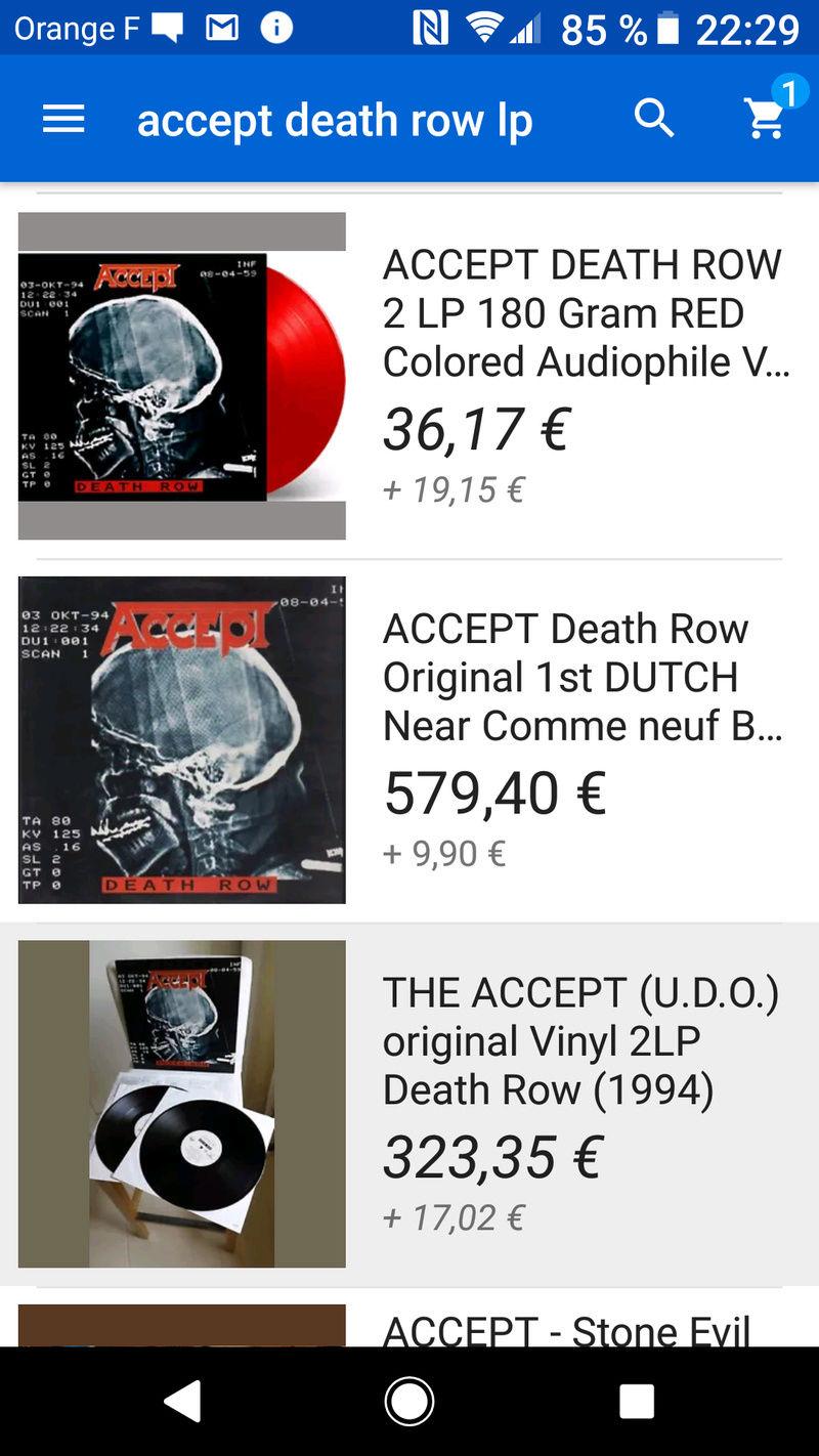 Quels sont vos derniers Achats Metal ? - Page 36 Screen10