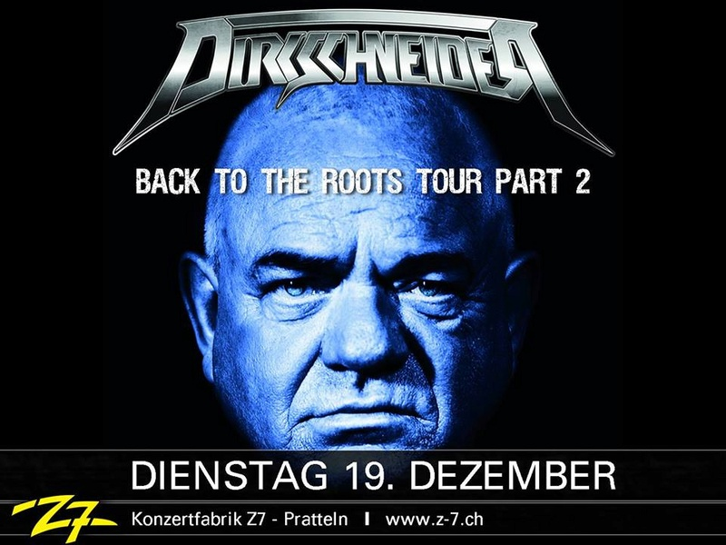 "DIRKSCHNEIDER  ""Back to the Roots Part II"" (2017/2018) Udo10"