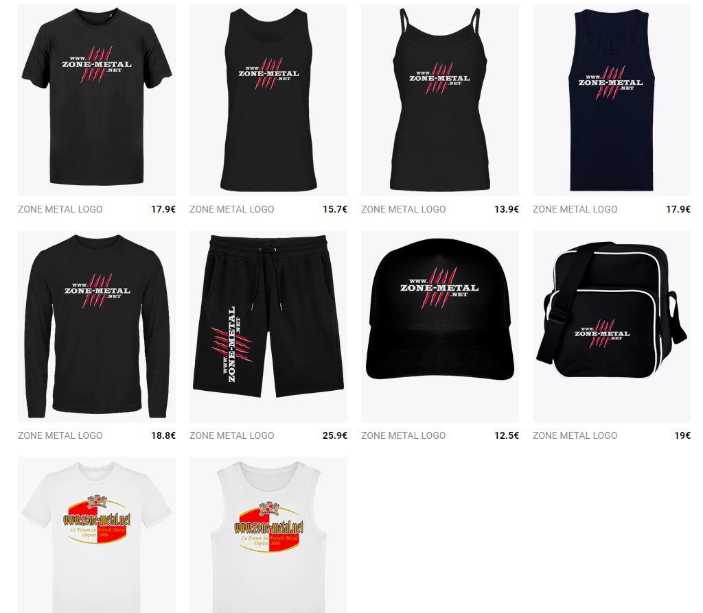 Nouvelle Boutique ZONE METAL (05/2018) Zmshop10