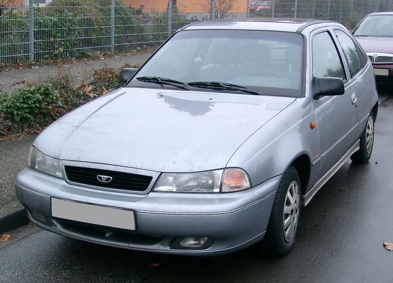 Les voitures que vous n'aimez pas Daewoo10