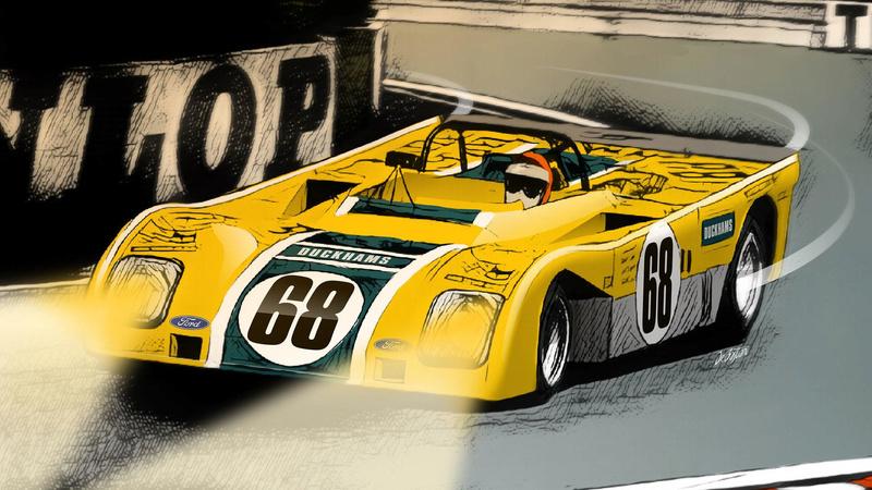 le sport auto  et l'art - Page 34 Motor110