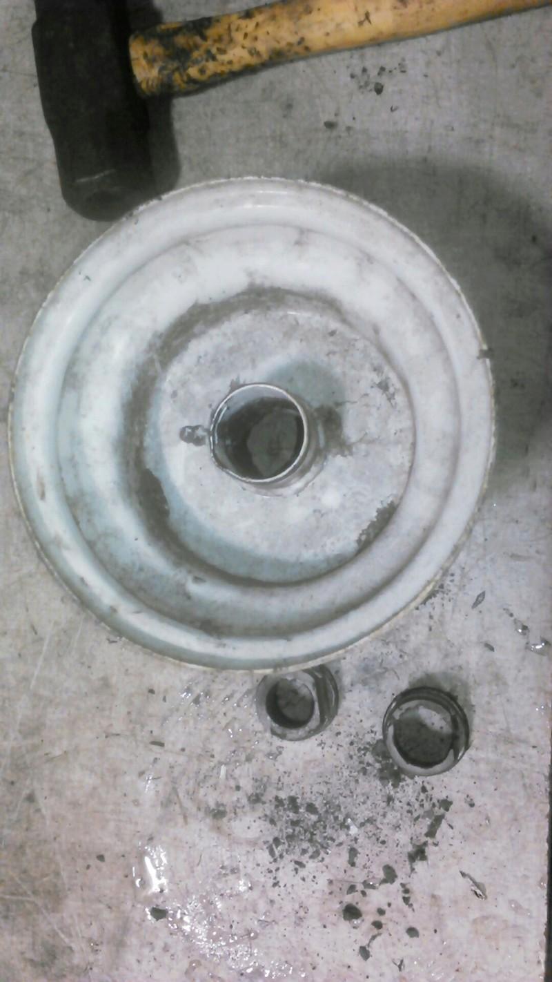 Bearings for my rat rod racing mower instead of bushings Ncm_1114