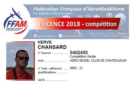 BRETIGNY Sur ORGE Concours du 1 Avril 2018 Licenc14