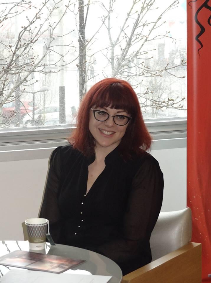 Rencontre avec V.E. SCHWAB - Livre Paris - mars 2018 110
