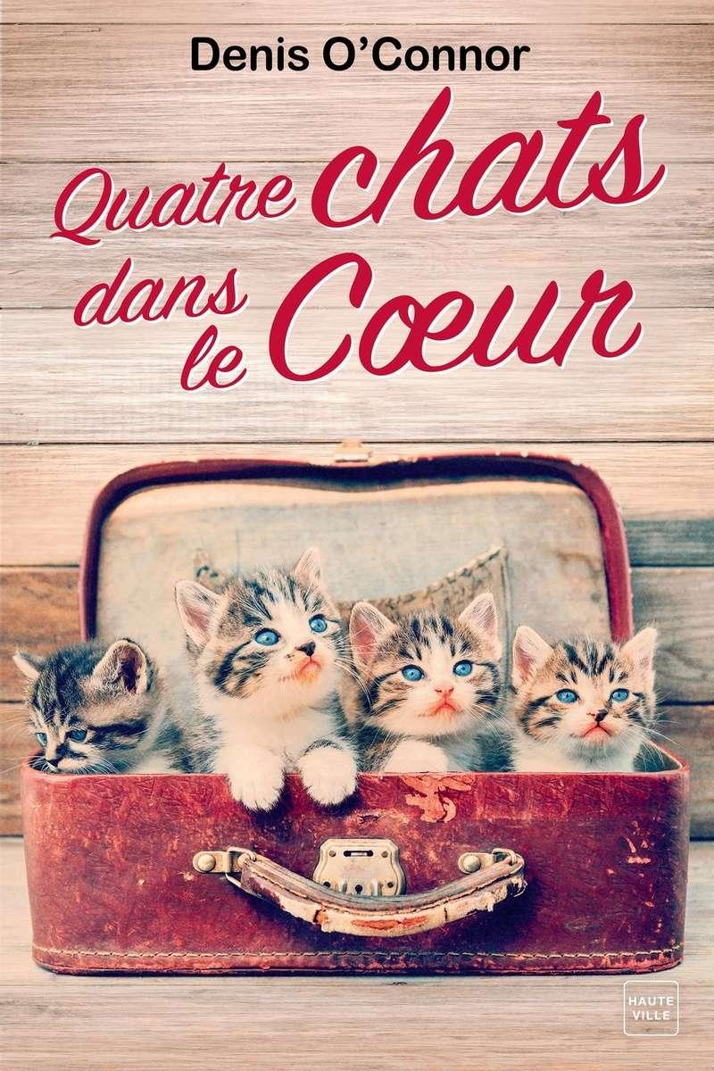 O'CONNOR Denis - Quatre chats dans le coeur 91tzhu10