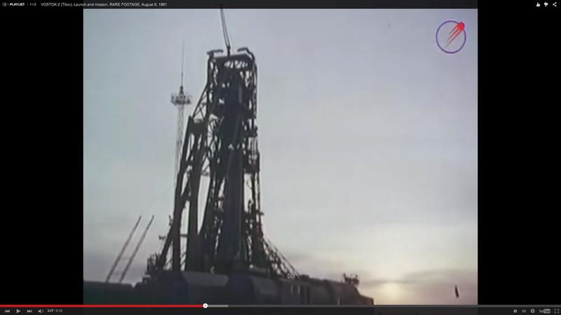 La fin du pas de tir Gagarine Captur10