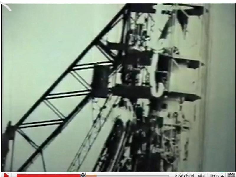 La fin du pas de tir Gagarine Vostok10