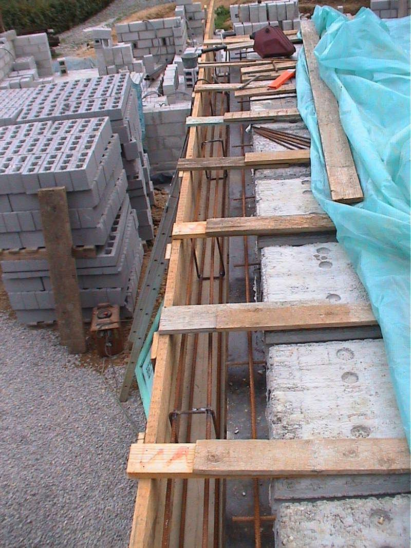 Construction de la maison de mon fils - Page 4 Garage12