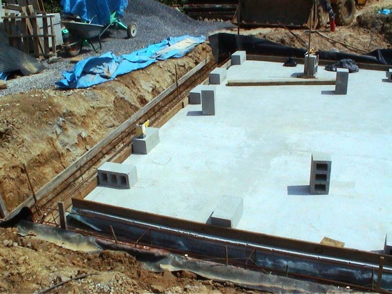 Construction de la maison de mon fils - Page 3 Maison19