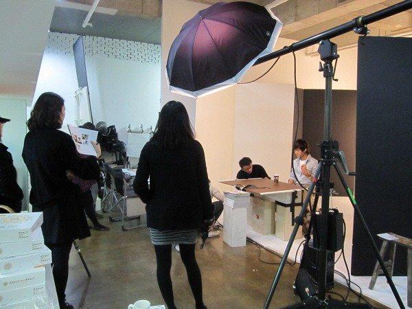 Kim Bum for RINGPANG DONUTS [BTS] 114
