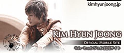 Staff secretly talk about the backstage of Kim Hyun Joong Khj_mo10