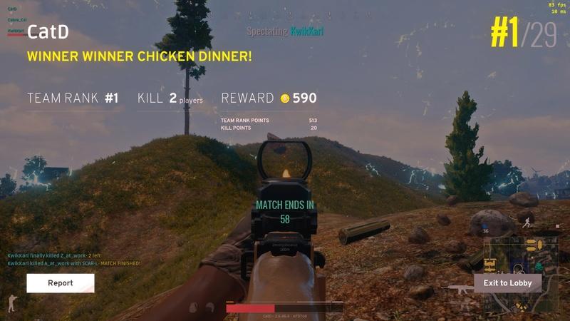 Lets see your Winner Winner Chicken Dinner screenshots! - Page 3 20171211