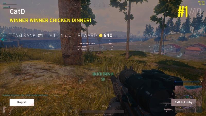 Lets see your Winner Winner Chicken Dinner screenshots! - Page 3 20171212