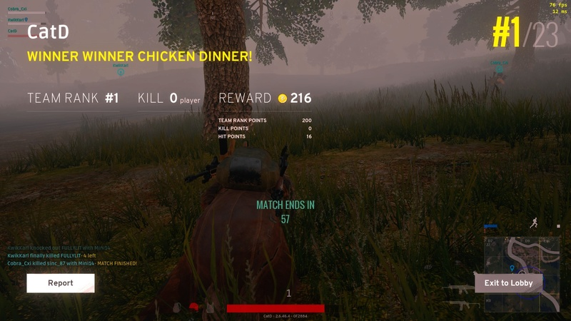 Lets see your Winner Winner Chicken Dinner screenshots! - Page 3 20171214