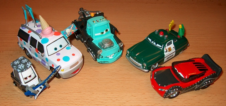 Mes petites Cars ! by nascar_vd 2510