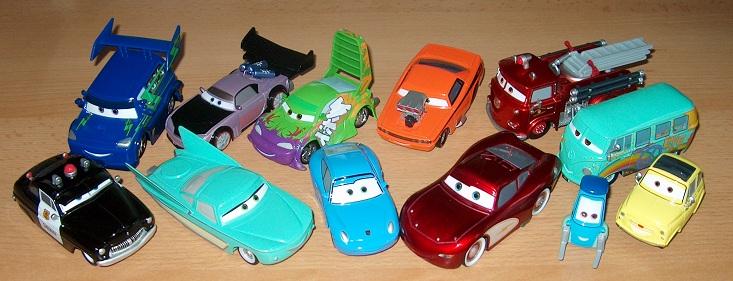 Mes petites Cars ! by nascar_vd 2610