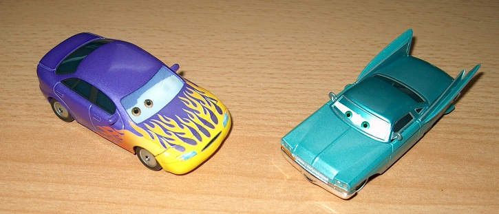 Mes petites Cars ! by nascar_vd - Page 8 4410