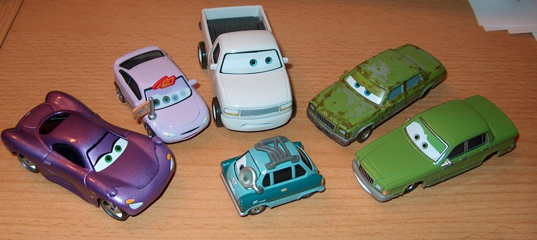 Mes petites Cars ! by nascar_vd - Page 8 4510