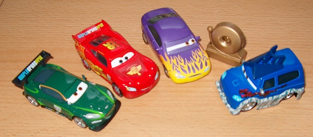 Mes petites Cars ! by nascar_vd - Page 8 4710