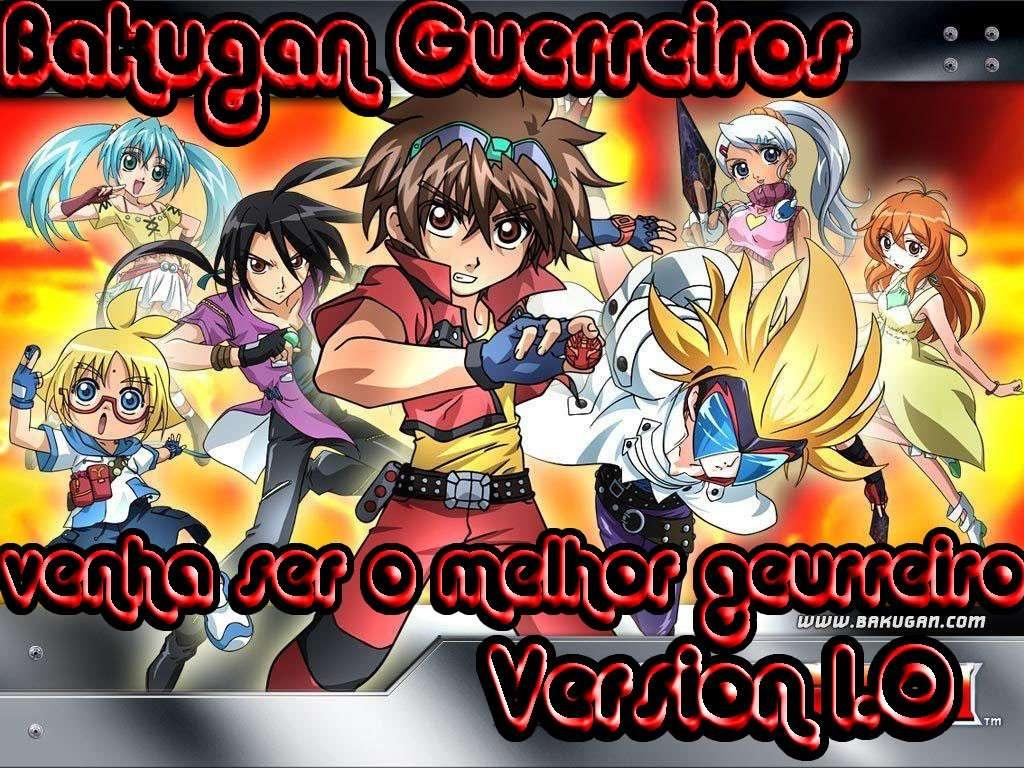 Bakugan Guerreiros 1.0