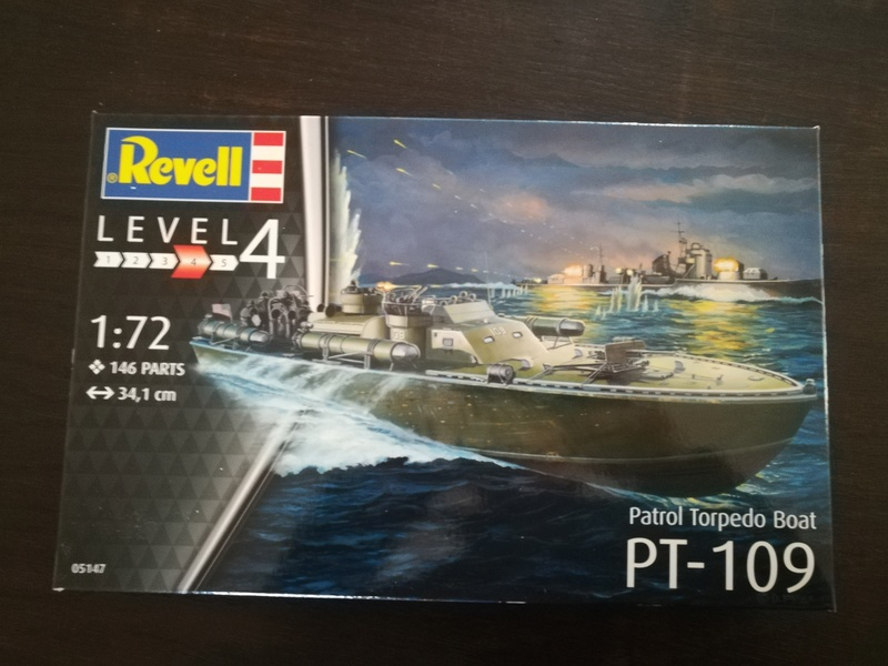 Patrol Torpedo Boat PT 109 von Revell in 1/72 Neue Form!!! Img_2010