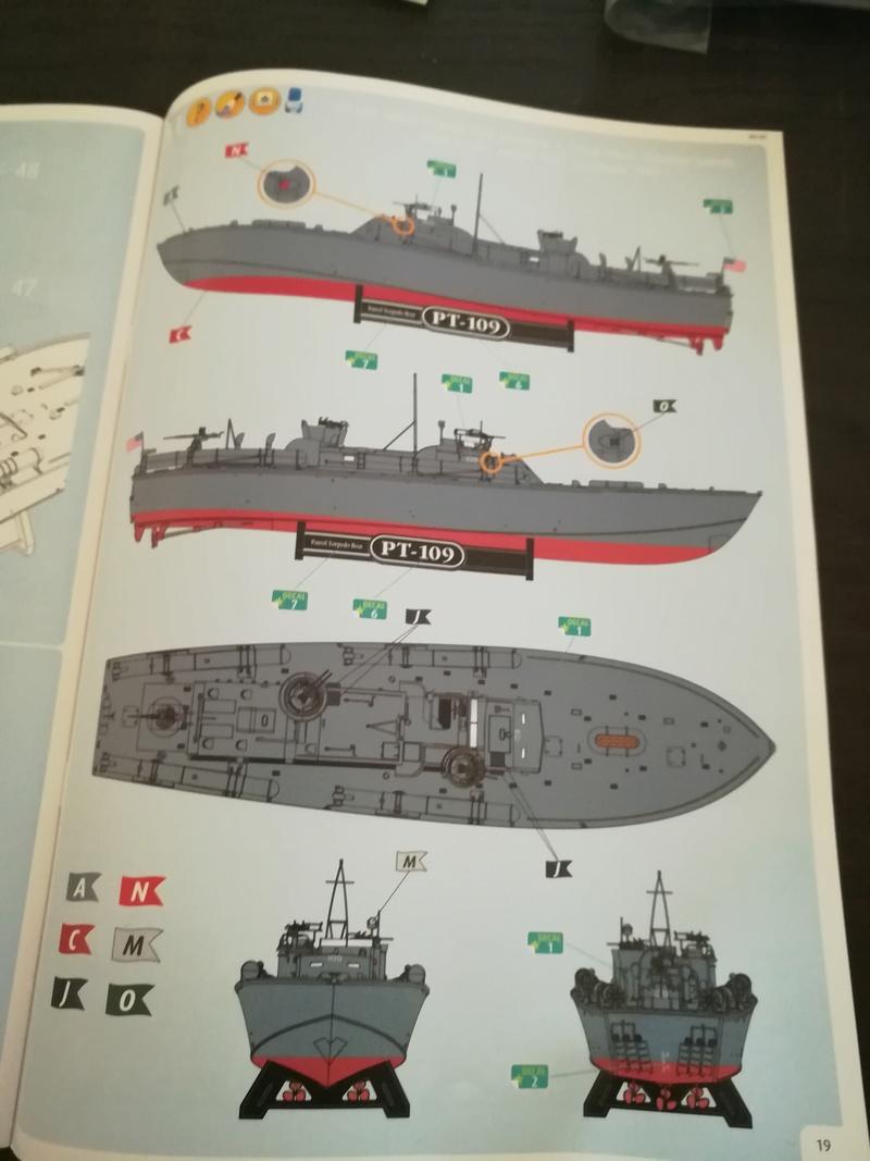 Patrol Torpedo Boat PT 109 von Revell in 1/72 Neue Form!!! Img_2022