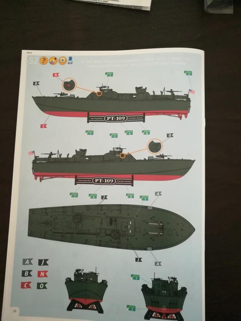 Patrol Torpedo Boat PT 109 von Revell in 1/72 Neue Form!!! Img_2023