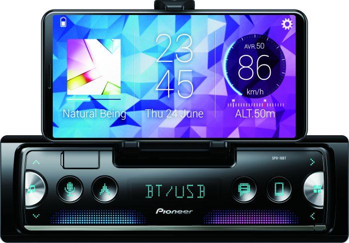 Autoradio S4 Ph2 2006 2.8 LX CRD Sph-1010