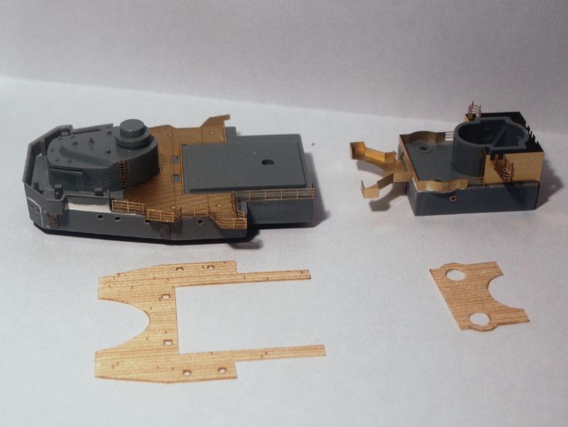Tirpitz Tamiya 1/350 - Page 5 11_sup10