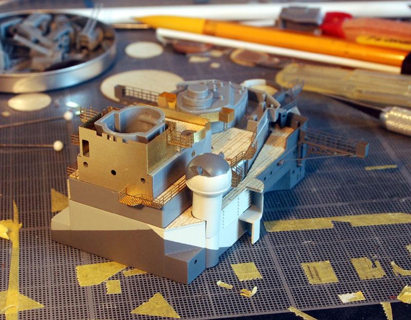 Tirpitz Tamiya 1/350 - Page 5 12_pas10