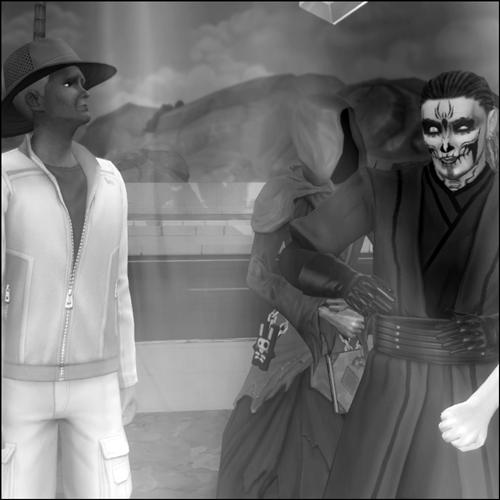 The Grey Man - A Murkland Tale by EQ 10-18-17